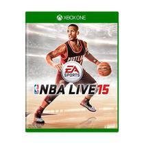 Jogo NBA Live 15 - Xbox One - Ea Games