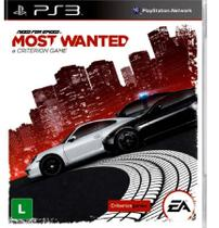 Jogo Need For Speed Most Wanted PS3 - Ea