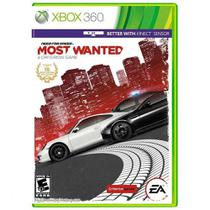 Jogo Need For Speed Most Wanted - Xbox 360 - Ea games