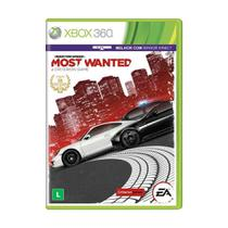 Jogo Need for Speed: Most Wanted - Xbox 360 - Ea Games