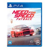 Jogo  Need For Speed Payback  PS4 - Ea sports