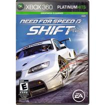 Jogo Need for Speed Shift - Xbox 360 - Ea games