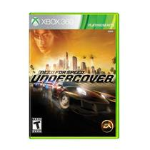 Jogo Need For Speed Undercover Xbox 360 - Ea games