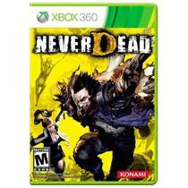 Jogo NeverDead - Xbox 360 - Konami