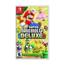 Jogo New Super Mario Bros. U Deluxe - Switch - Nintendo