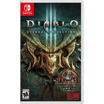 Jogo Nintendo Switch Diablo III 3 Eternal Collection - Blizzard -