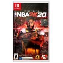 Jogo Nintendo Switch NBA 2K20 - Nsw