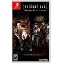 Jogo Nintendo Switch Resident Evil Origins Collection - Capcom -