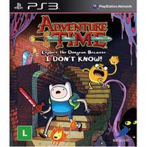 Jogo Novo Adventure Time Explore The Dungeon Para Ps3 - D3Publisher
