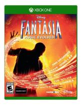 Jogo Novo Disney Fantasia Music Evolved Para Xbox One Kinect