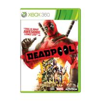 Jogo Novo Lacrado Deadpool The Game Para Xbox 360 Ntsc - Activision