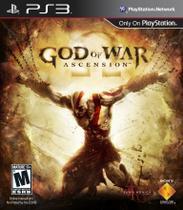 Jogo Novo Lacrado God Of War Ascension Para Ps3 Americano - Sony