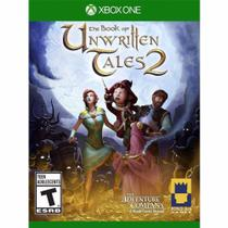Jogo Novo Lacrado The Book Of Unwritten Tales 2 Xbox One - Soedesco