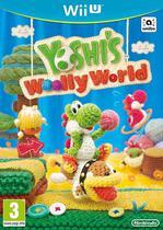 Jogo Novo Lacrado Yoshi Woolly World Para Nintendo Wii U -