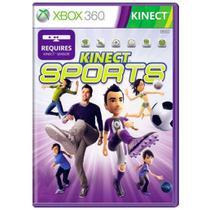 Jogo Novo Midia Fiscia Kinect Sports Original para Xbox 360 - Microsoft
