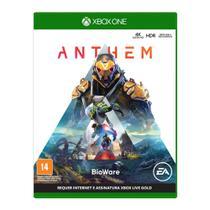 Jogo Novo Midia Fisica Anthem Lacrado Original para Xbox One - Ea