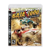 Jogo Novo Midia Fisica Baja 1000 The Official Game para Ps3 - Activision