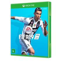 Jogo Novo Mídia Física FIFA 19 Ea Sports Para Xbox One -