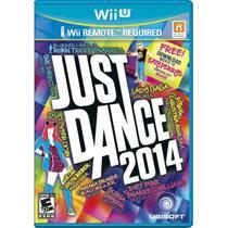 Jogo Novo Midia Fisica Just Dance 2014 para Nintendo Wii U - Ubisoft