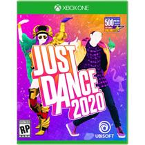 Jogo Novo Midia Fisica Just Dance 2020 Original pra Xbox One - Ubisoft