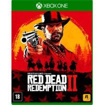 Jogo Novo Midia Fisica Red Dead Redemption 2 para Xbox One - Rockstar