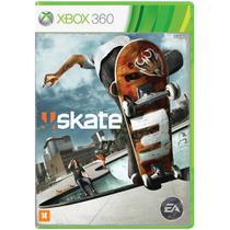 Jogo Novo Midia Fisica Skate 3 Original da EA para Xbox 360 -