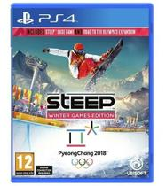 Jogo Novo Mídia Física Steep Winter Games 2018 Para Ps4 - Ubisoft