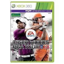 Jogo Novo Midia Fisica Tiger Woods Pga Tour 13 para Xbox 360 - Ea
