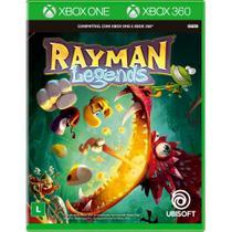 Jogo Novo Rayman Legends Retrocompativel para Xbox 360 e One - Ubisoft