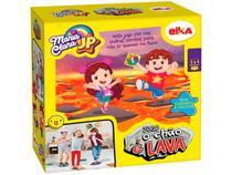 Jogo O Chão é Lava Maria Clara e JP Elka -
