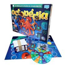 Jogo Octopédia Um Mergulho do Conhecimento Sensação Dia das Crianças - 134289 - Pais e filhos -