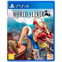 Jogo One Piece World Seeker - PS4 - Bandai Namco Entertainment
