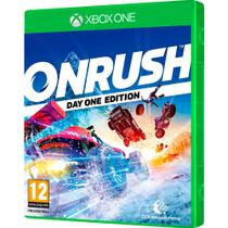 Jogo onrush day one edition xbox one - Codemasters