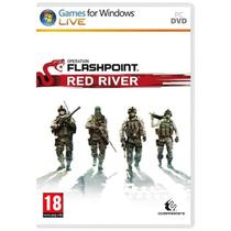 Jogo Operation Flashpoint: Red River - PC - Codemasters