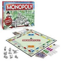 Jogo original Hasbro Tabuleiro Monopoly novos tokens C1009 -