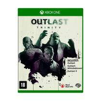 Jogo Outlast Trinity - Xbox One - Red barrels studio