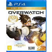 Jogo Overwatch: Game Of The Year Edition - PS4 - Activision