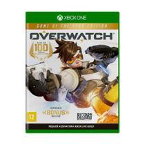 Jogo Overwatch (GOTY) - Xbox One - Blizzard