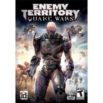 Jogo P/ PC Enemy Territory: Quake Wars Midia Fisica - Splash damage