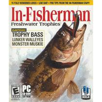 Jogo p/ PC In-Fisherman: Freshwater Trophies CD Original Mídia Física - Bold games