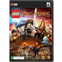 Jogo p/ PC LEGO The Lord of the Rings Dvd Original Mídia Física - Wb games