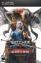 Jogo p/ PC The Witcher Expansion Pack Blood And Wine DVD Original Mídia Física - Cd projekt red