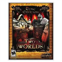 Jogo p/ PC Two Worlds Epic Edition DVD Original Mídia Física - Southpeak games
