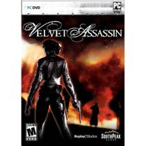 Jogo p/ PC Velvet Assassin DVD Original Mídia Física - Southpeak games