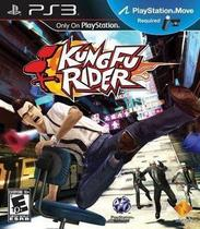 Jogo p/ PS3 Kung Fu Rider for PS3 - PlayStation Move Required DVD Midia Fisica - Sony