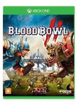 Jogo P/ Xbox ONE Blood Bowl II Midia Fisica - Focus