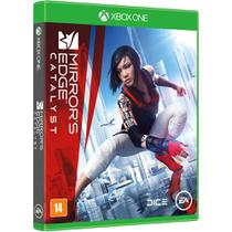 Jogo p/ XBOX ONE Mirrors Edge: Catalyst DVD Mídia Física - Eletronic arts