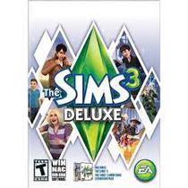 Jogo Para Pc /Mac The Sims Deluxe 3 - Ea