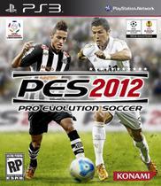 Jogo Para Ps3 Pes 2012 Pro Evolution Soccer Impecavel - Konami