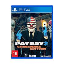 Jogo PayDay 2 (Crimewave Edition) - PS4 - 505 Games